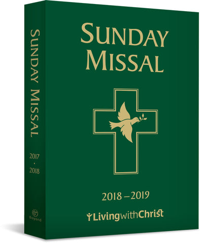 2018-2019 Living with Christ Sunday Missal (Tax Exempt Buyers Only)
