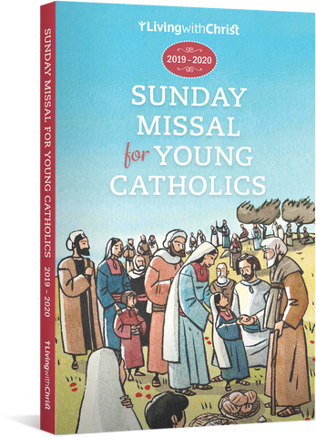 2019-2020 Living with Christ Sunday Missal for Young Catholics (Tax Exempt Buyers Only)