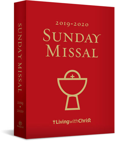 2019-2020 Living with Christ Sunday Missal (Tax Exempt Buyers Only)