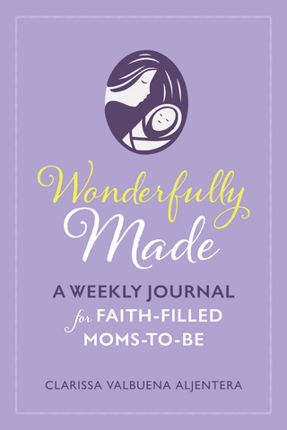 Wonderfully Made - A Weekly Journal for Faith-Filled Moms-to-be