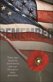 Remember - Large Bulletin