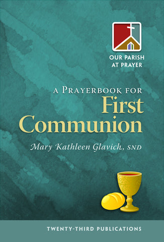 A Prayerbook for First Communion