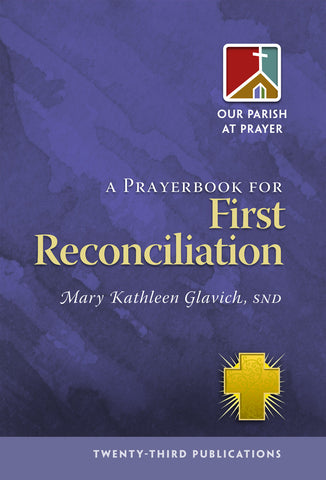 A Prayerbook for First Reconciliation