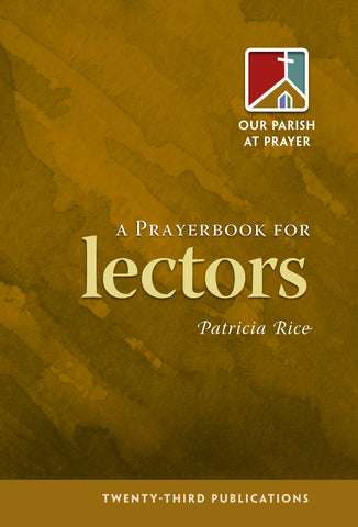 A Prayerbook for Lectors (Tax Exempt Buyers Only)