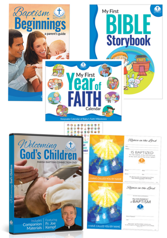 BAPTISM CONNECTION KIT