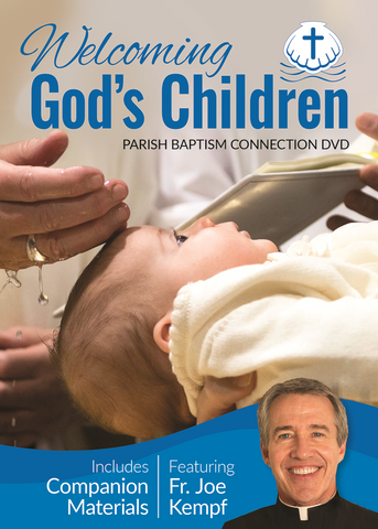 Welcoming God's Children: Baptism Connection DVD and  CD