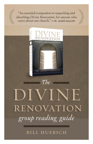 Divine Renovation Group Reading Guide (Tax Exempt Buyers Only)