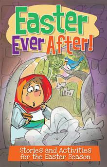 Easter Activity Book - Easter Ever After!