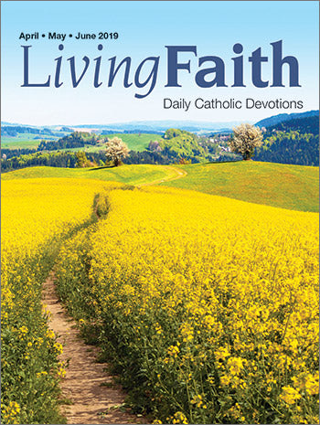 Living Faith Large Edition Annual Subscription (4 issues)