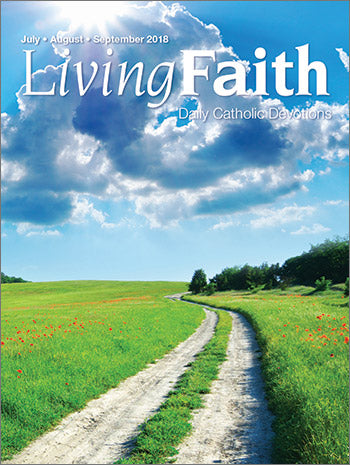 Living Faith Large Edition Jul/Aug/Sep 2018
