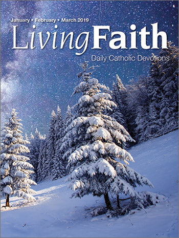 Living Faith Large Edition Jan/Feb/Mar 2019