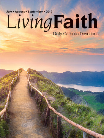 Subscription to Living Faith Large Edition