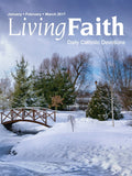Living Faith Pocket Edition Annual Subscription (4 issues)