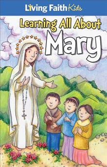 Living Faith Kids Sticker: Mary
