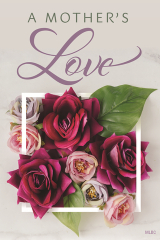 Mother's Day Magnet: A Mother's Love