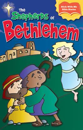 Stick-With-Me Bible Story: Shepherds Of Bethlehem