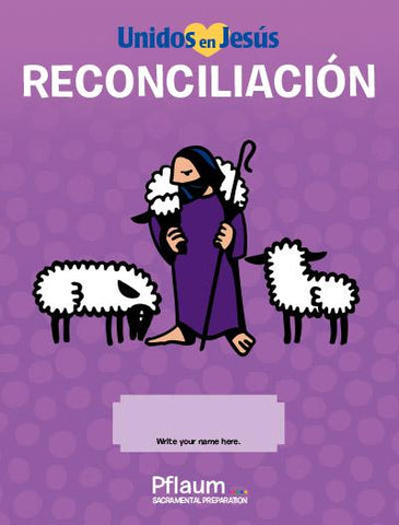 Together in Jesus - Primera Reconciliacion - Student (Bilingual)