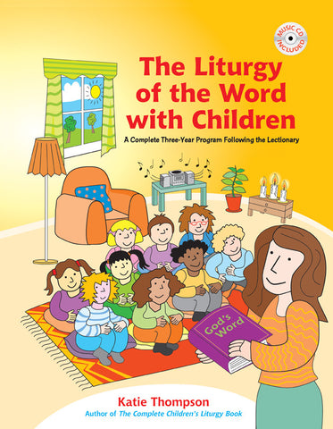 The Liturgy of the Word with Children (Tax Exempt Buyers Only)