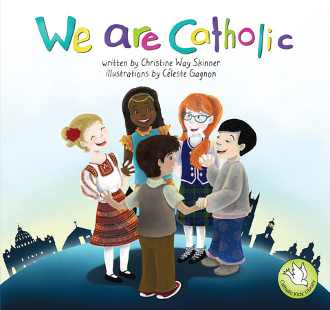 Catholic Kid's Library: We are Catholic