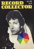 BOB DYLAN RECORD COLLECTOR