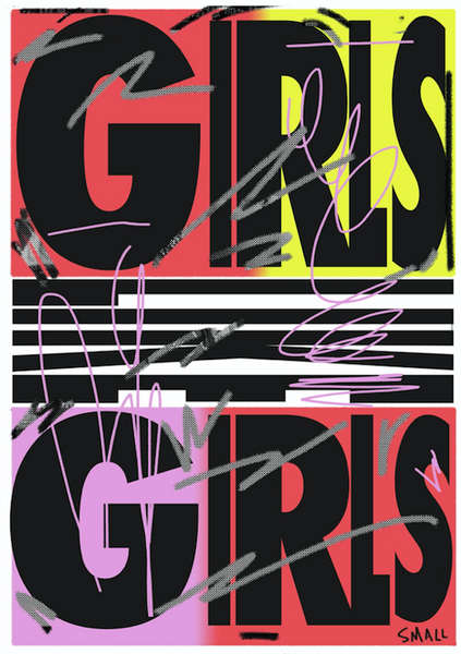 GIRLS LIKE GIRLS BY KRIS ANDREW SMALL