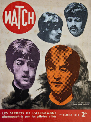 BEATLES MATCH