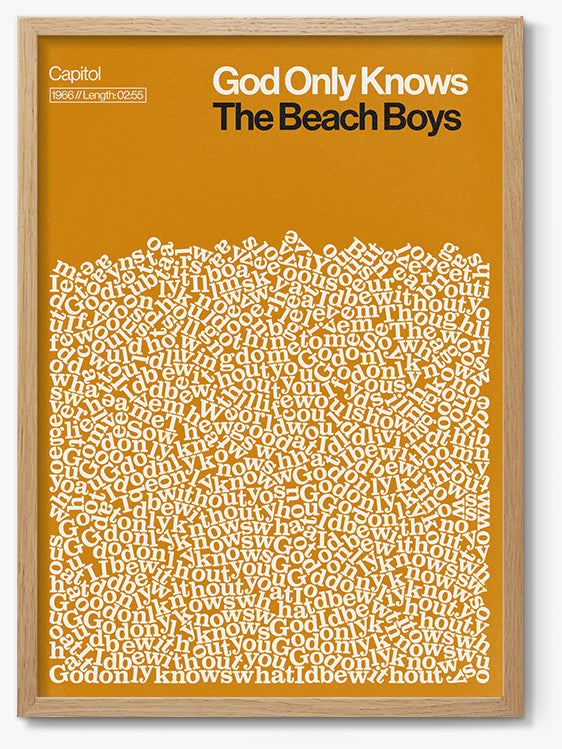 God Only Knows, The Beach Boys