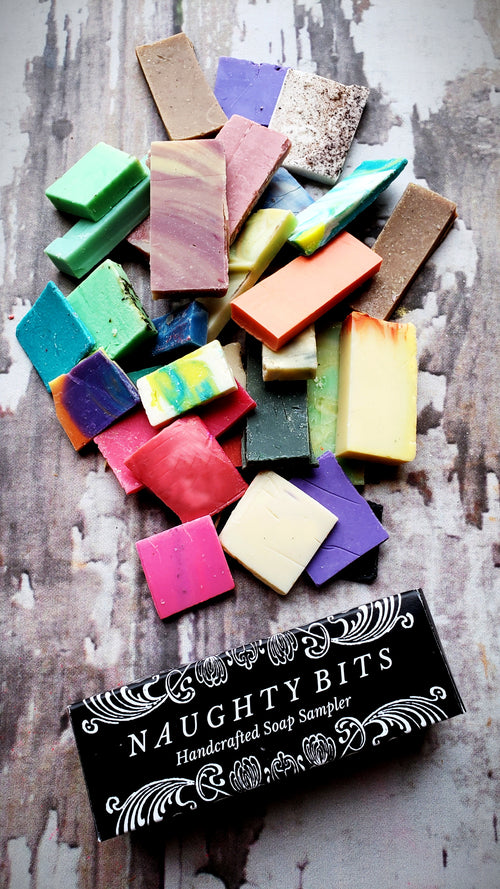 Naughty Bits Soap Sampler