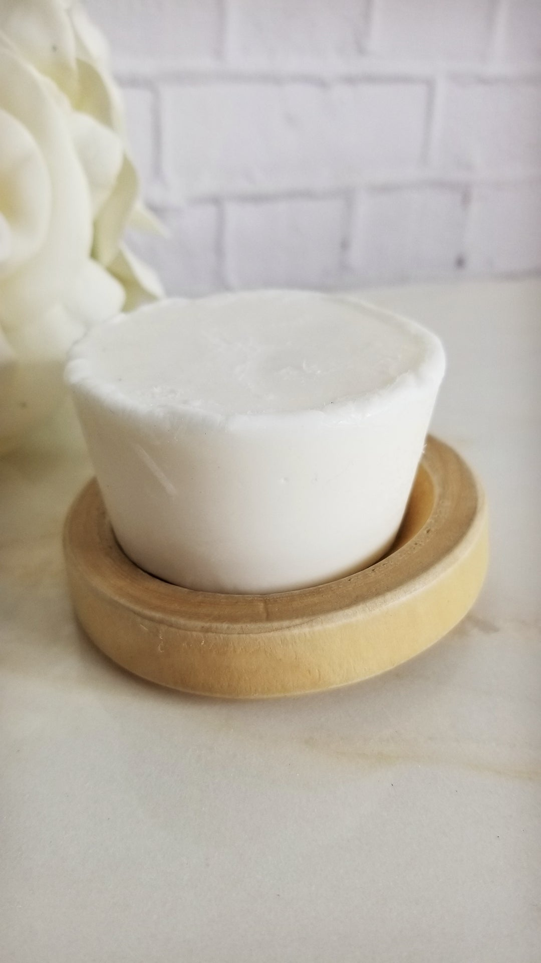 Shave Soap Dish