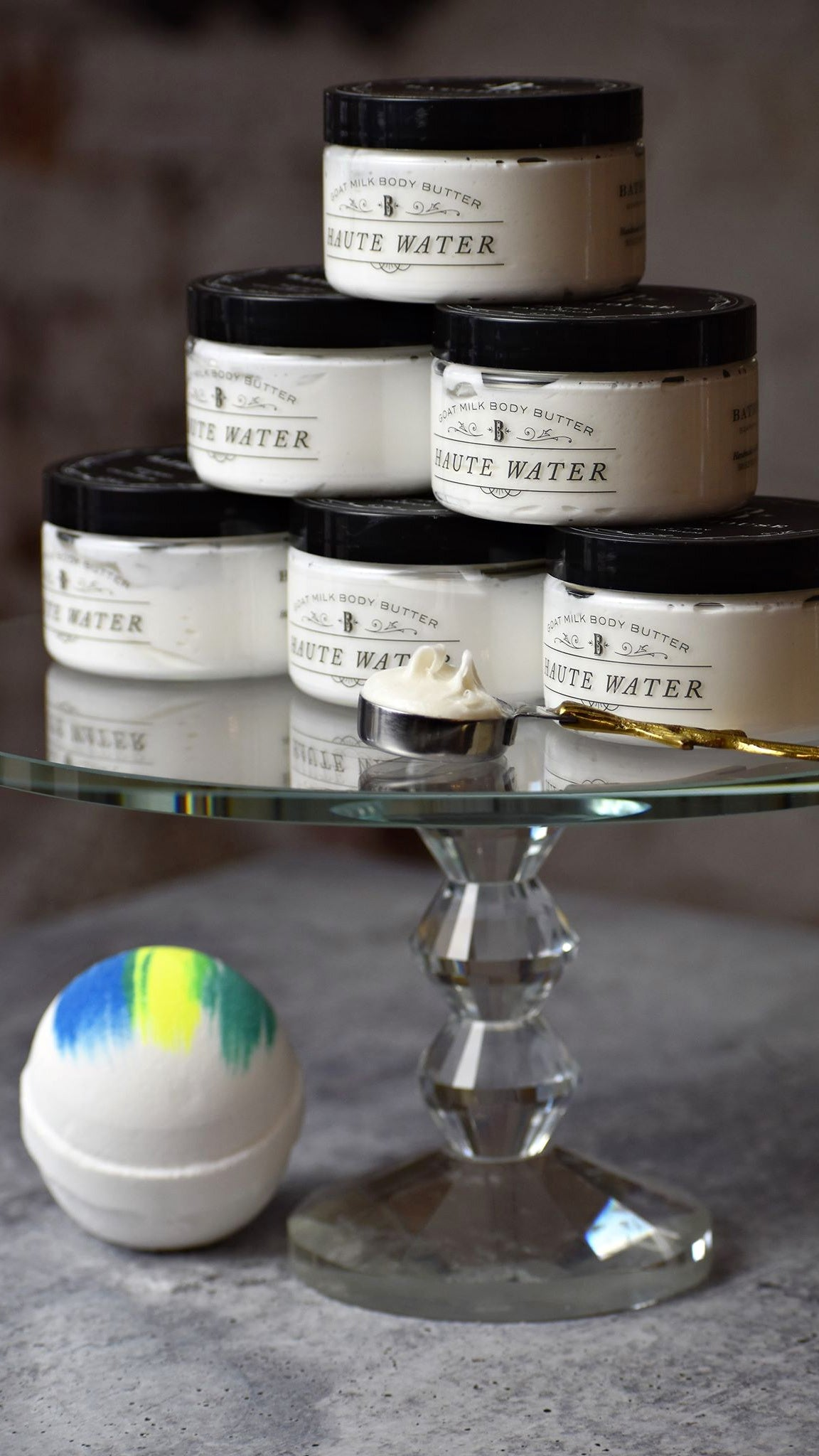 Haute Water Body Butter