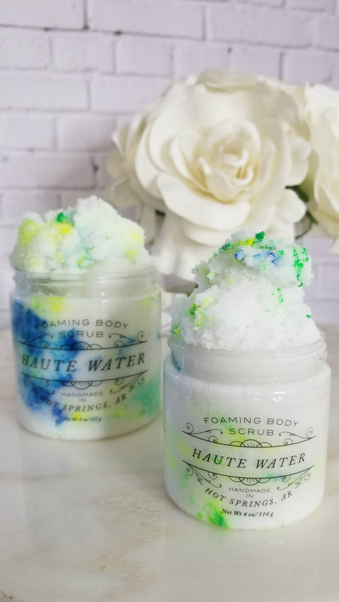 Haute Water Sugar Scrub