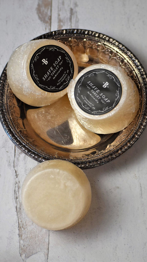Milk Shave Soap
