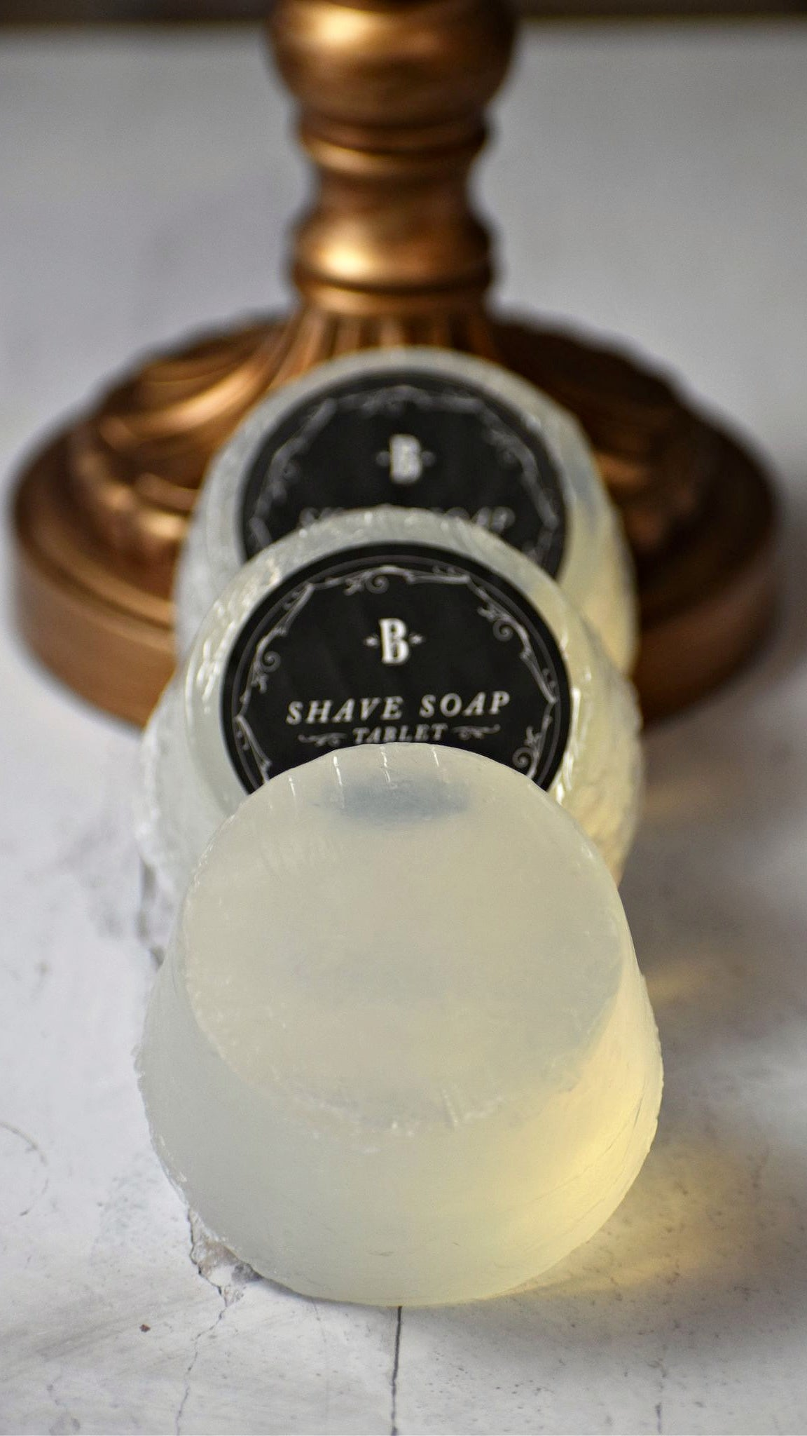 Moonshine Shave Soap