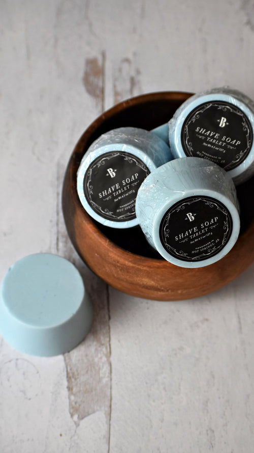 Steam Shave Soap