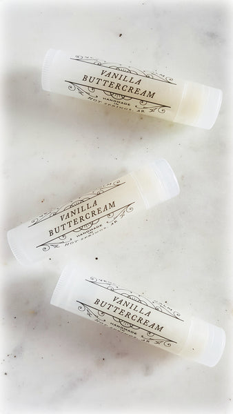 Vanilla Buttercream - Lip Balm