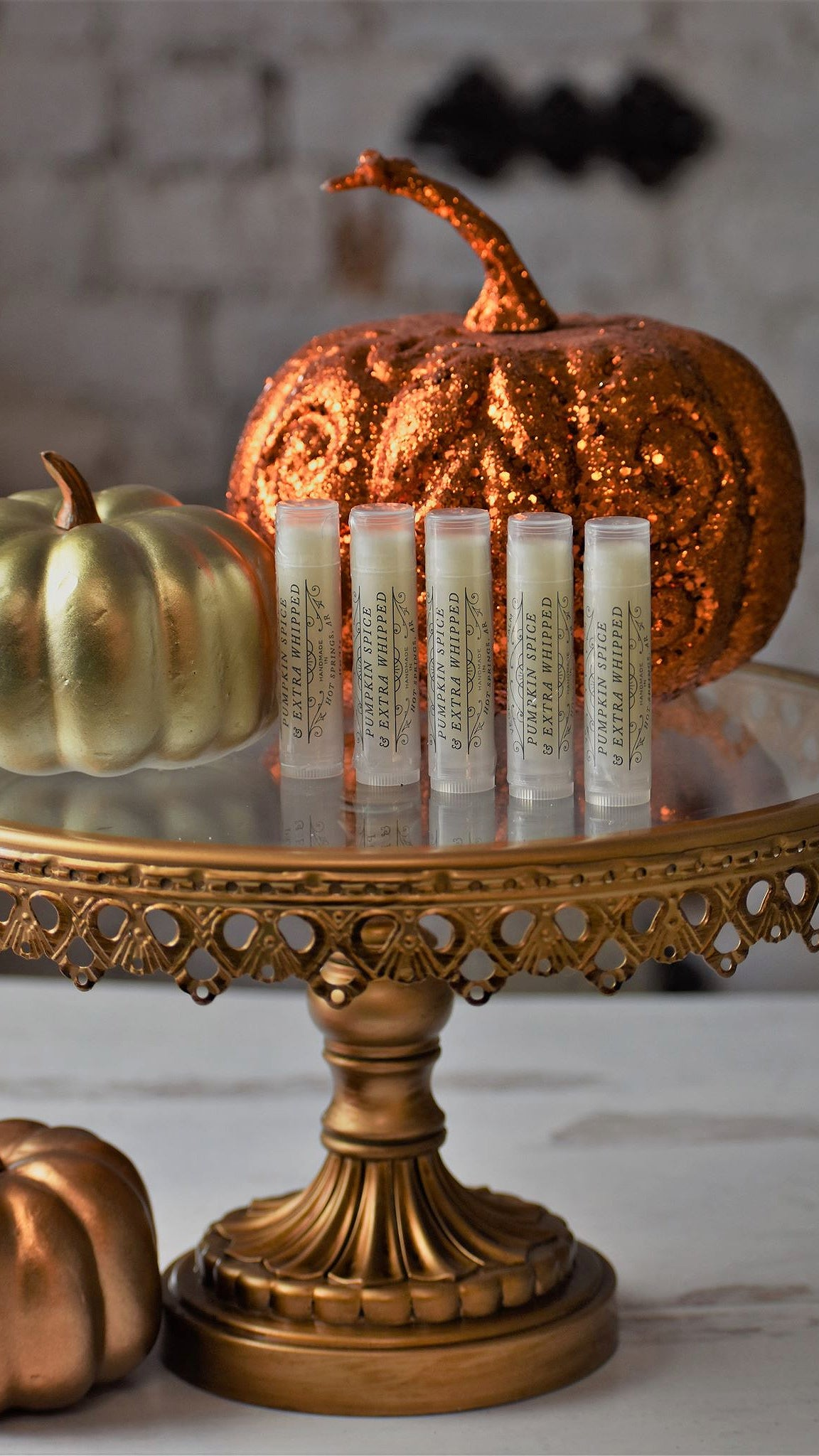 Pumpkin Spice & Extra Whipped Lip Balm