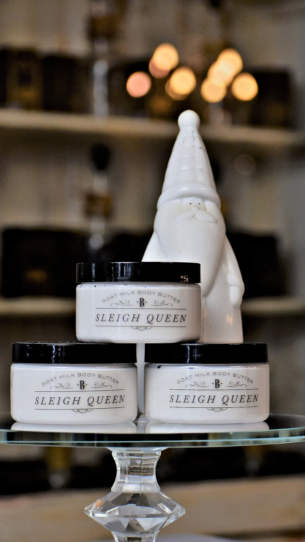 Sleigh Queen Body Butter