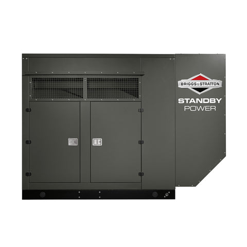 100 kW<sup>1</sup> Standby Generator