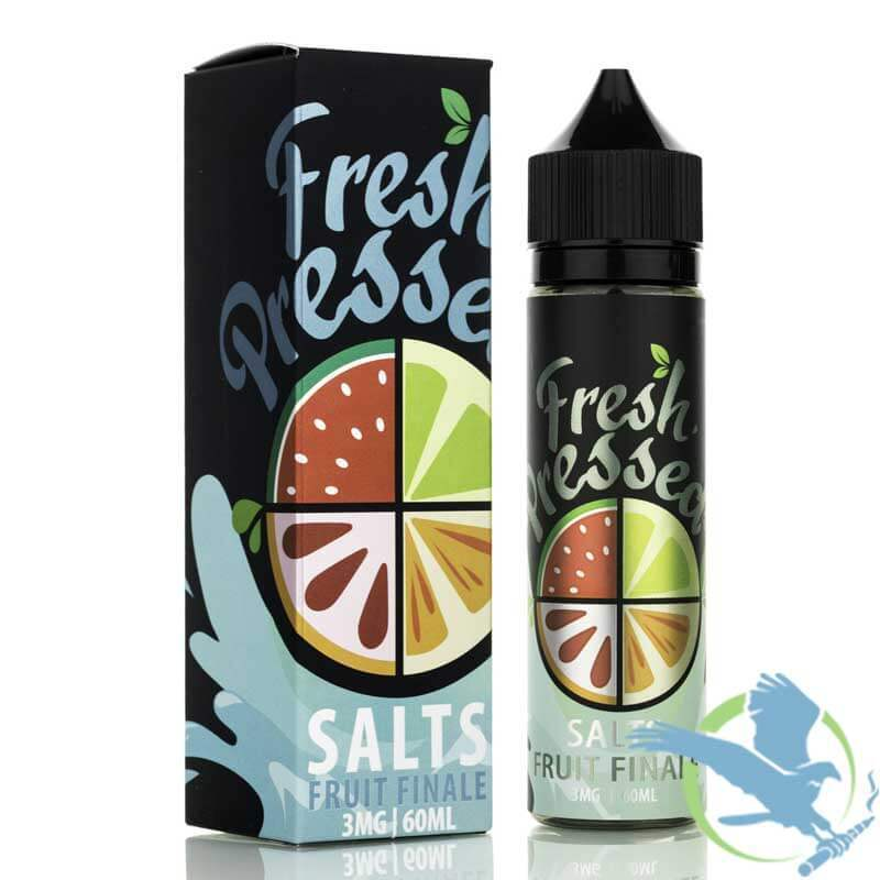 Fresh Pressed Fruit Finale