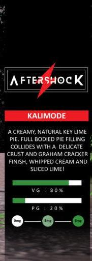 Aftershock Kalimode
