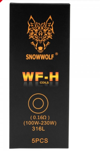 Snow Wolf Coils