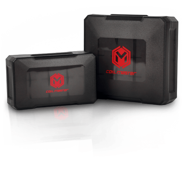 Coil Master Battery Cases