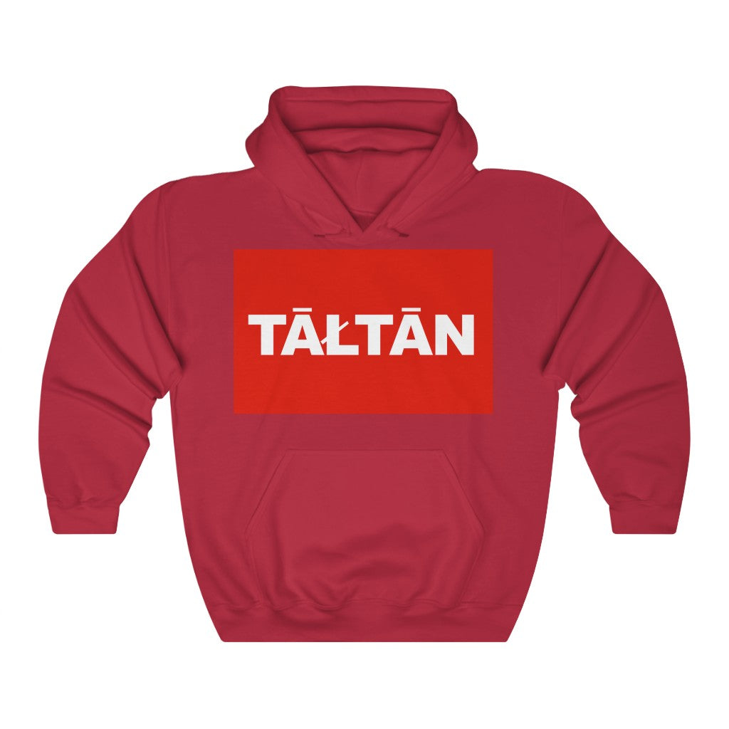 Tāłtān Wolf Unisex Heavy Blend™ Hooded Sweatshirt