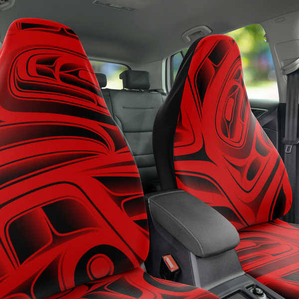 One Red Formline Car Seat