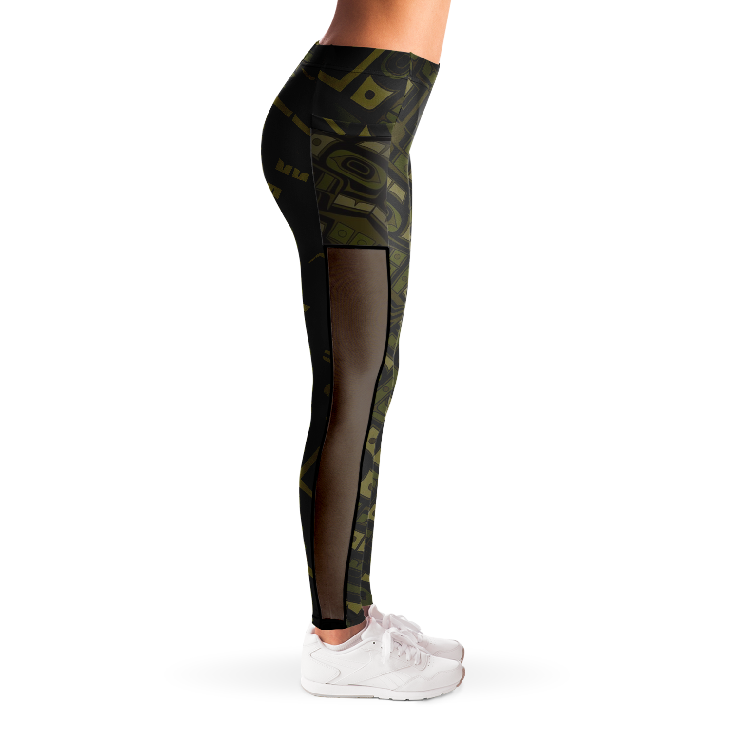 Camo Pocket Legging