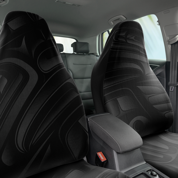 One Carbon Car Seat Cover
