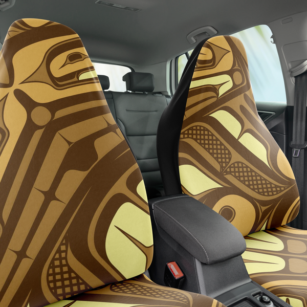 One Fall Formline Car Seat Cover