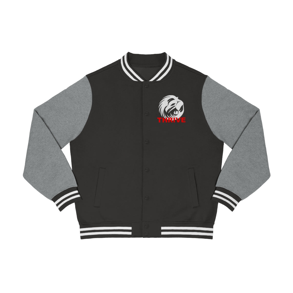 Unisex Thrive Varsity Jacket