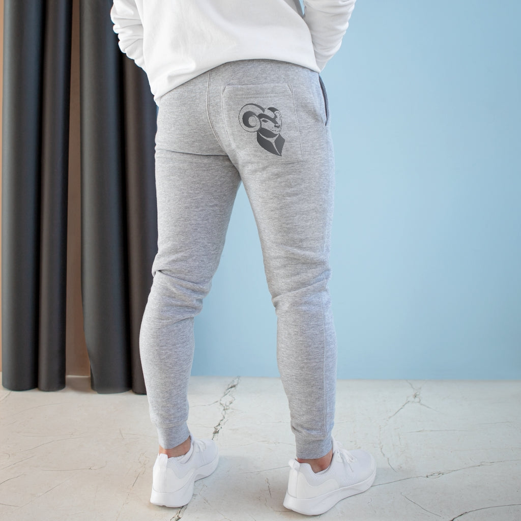 grey thrive Premium Fleece Joggers