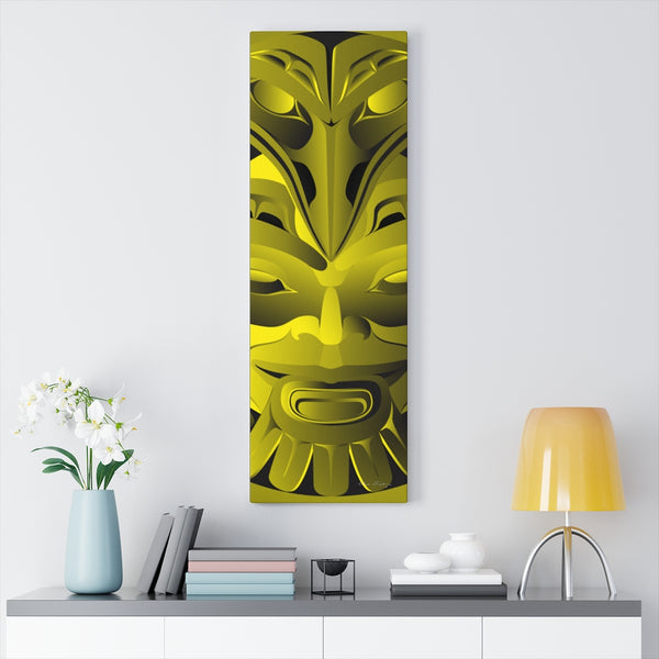 Golden Thief on Canvas
